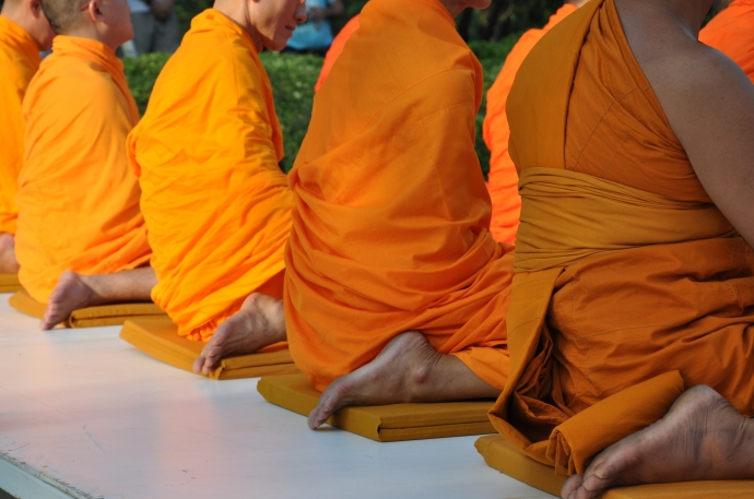 Thai Monks 2012