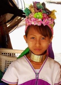 Kayan girl