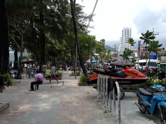 Patong - 9 years post Tsunami