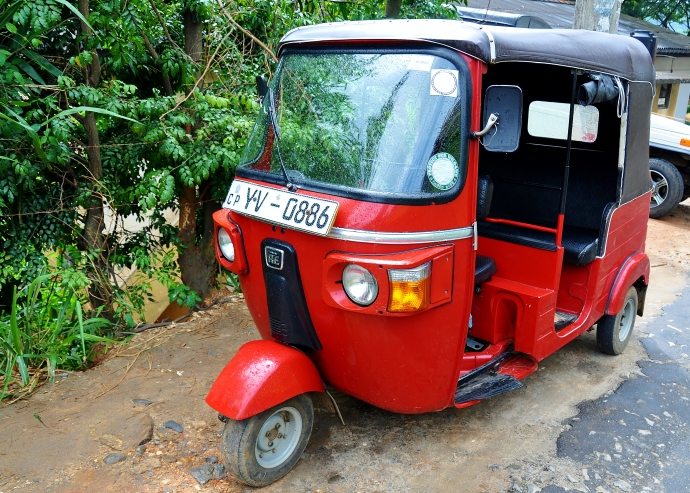 Tuk-tuks for all