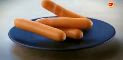 Bouncing Hot Dogs