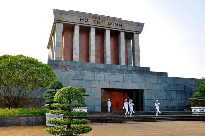 Ho Chi Minh's Mauseleum