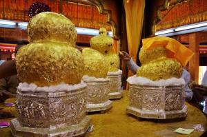 Buddha blobs