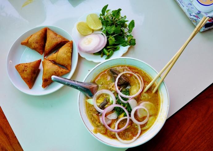 Khao Shwe, get in my belly