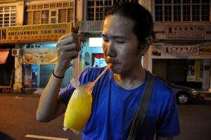 Bag 'o juice