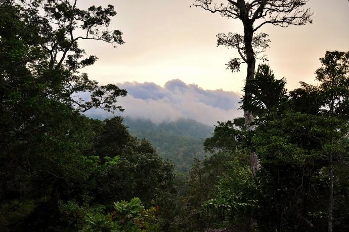 Sunset on Penang Hill