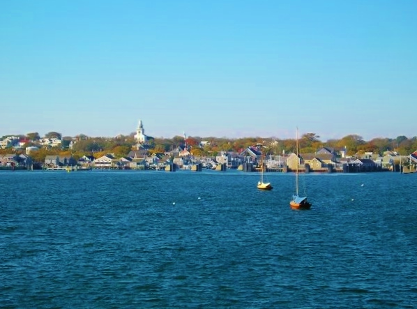 Nantucket Harbor, Massachusetts