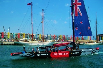 America's Cup 2007